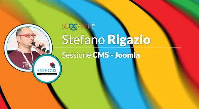 Seo e Joomla al SEOCamp 2015 a Napoli