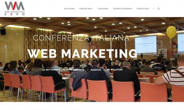 WM Expo 2016 : l'evento sul digital marketing il 30 settembre e 1 ottobre a Padova