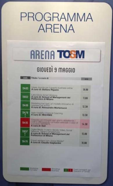 Usare Joomla per il tuo business online: Smau 2013 Torino